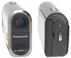 PANASONIC SD Video camera SDR-S10